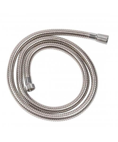 Croydex Amalfi Stainless Steel Hose