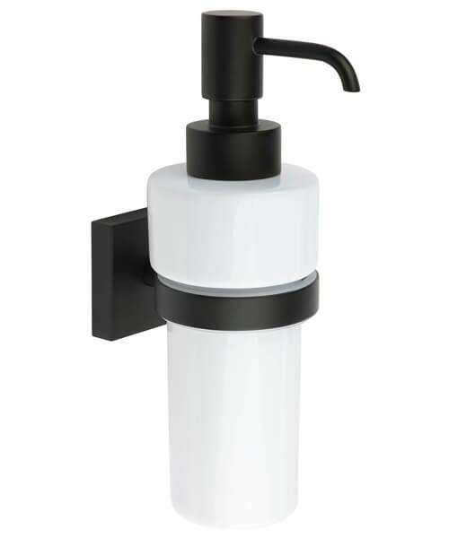 Additional image of Smedbo House Soap Dispenser With Holder