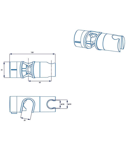 Technical drawing 62703 / AM710122