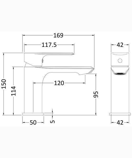 Technical drawing 59644 / LIM305
