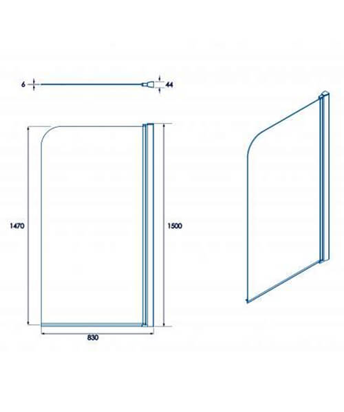 Technical drawing 62709 / AM184032