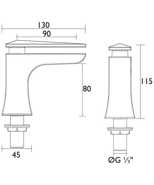 Technical drawing 38005 / THPC00