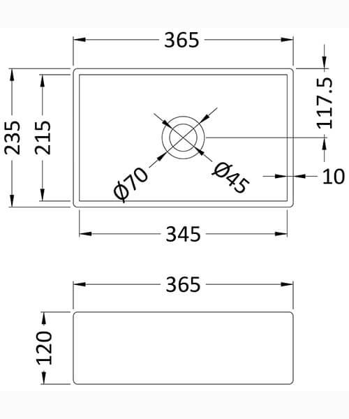 Technical drawing 59649 / NBV179