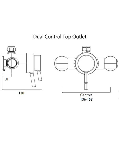 Technical drawing 51456 / PM2 SQSHXVO C