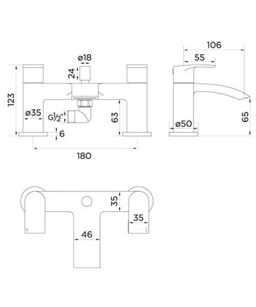 Technical drawing 41803 / ET9108