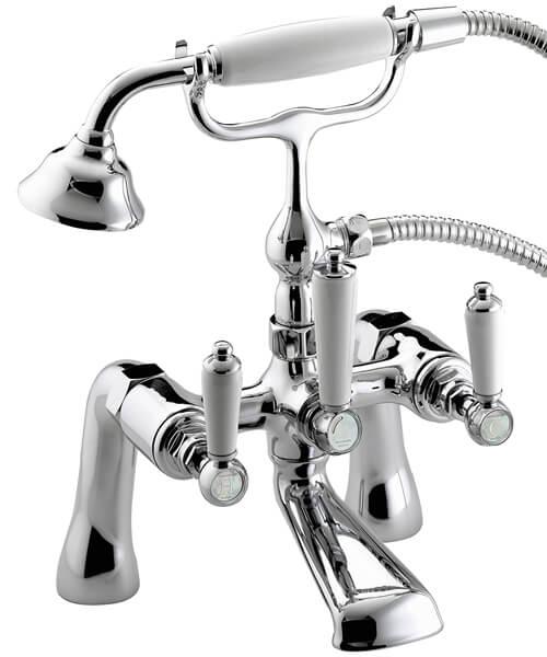 Bristan Renaissance 2 Hole Bath Shower Mixer Tap
