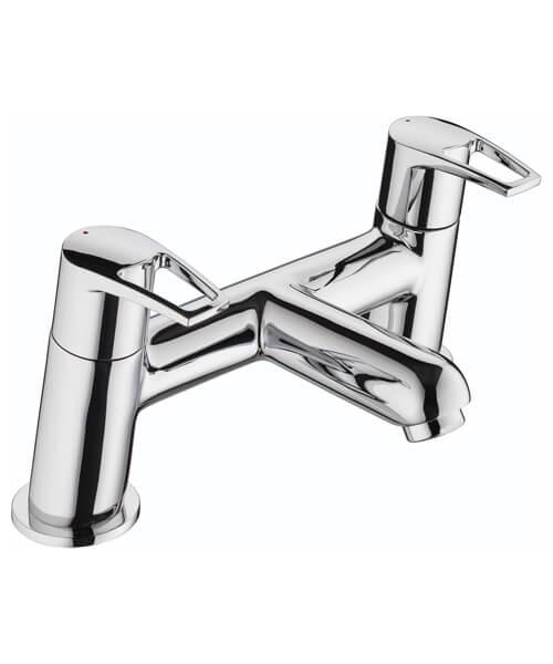 Bristan Smile 2 Hole Bath Filler Tap