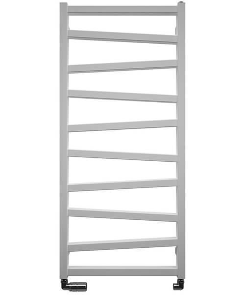 Additional image of Bauhaus Wedge 500 x 1090mm Towel Warmer