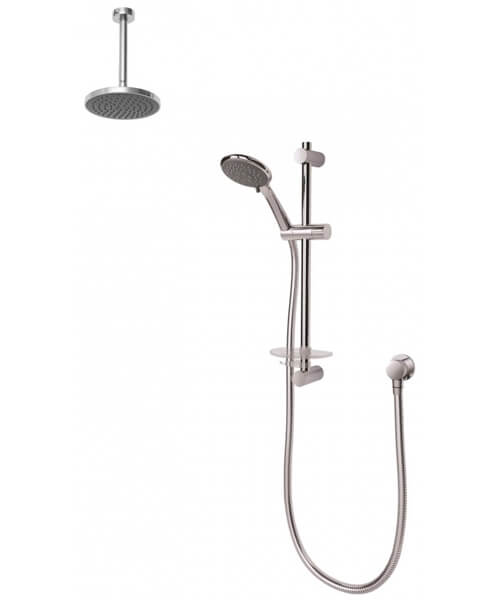 Triton Dual Outlet Mixer Shower Combination Pack