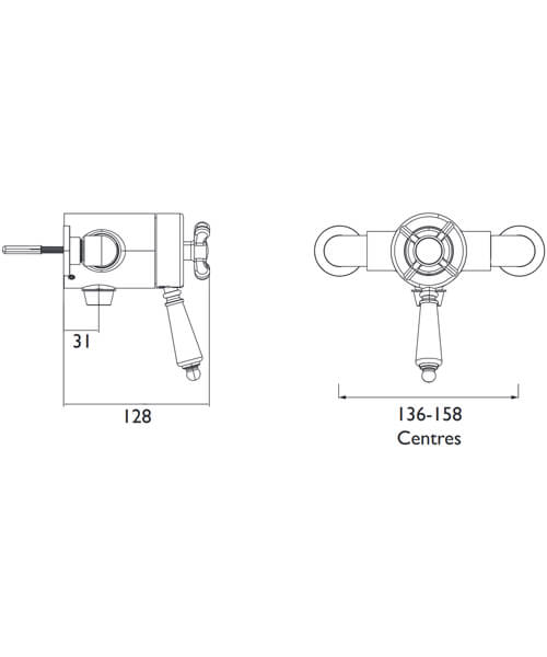 Technical drawing 51422 / N2 CSHXVO C