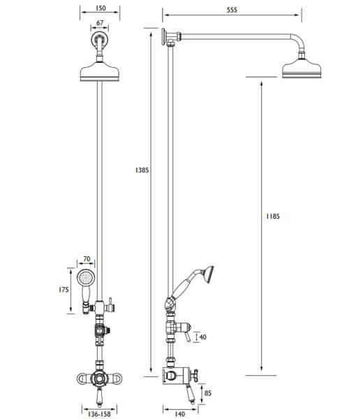 Technical drawing 51419 / N2 CSHXDIV C