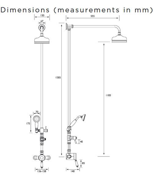 Technical drawing 51424 / N2 SQSHXDIV C