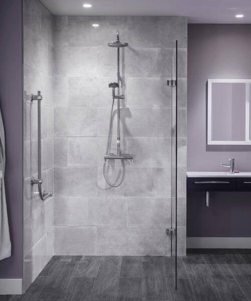 Triton Elina TMV3 Inclusive Bar Diverter Mixer Shower Set
