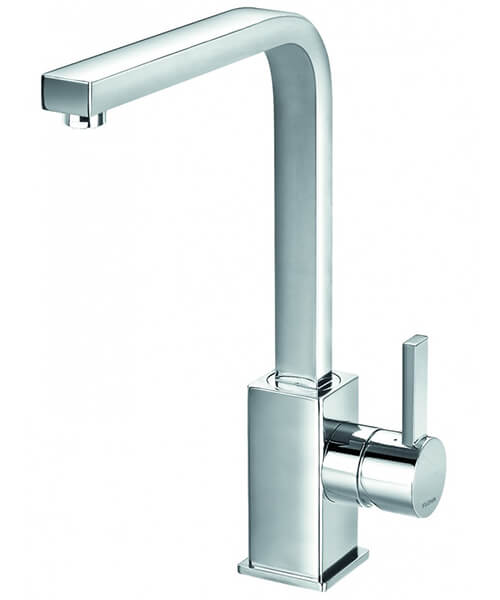 Flova Str8 Single Lever Swivel Spout Kitchen Sink Mixer Tap