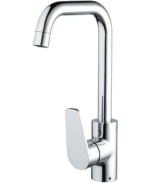 Bristan Blueberry Kitchen Sink Mixer Tap With EasyFit Base