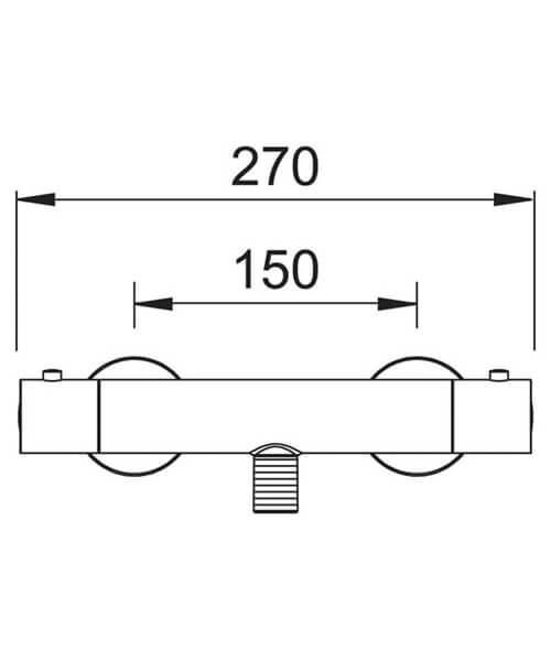 Technical drawing 41919 / CTBV03