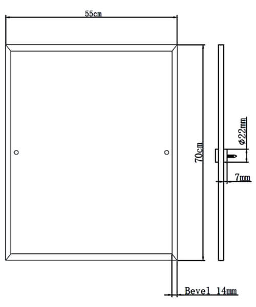 Technical drawing 51205 / COMP MRRE C