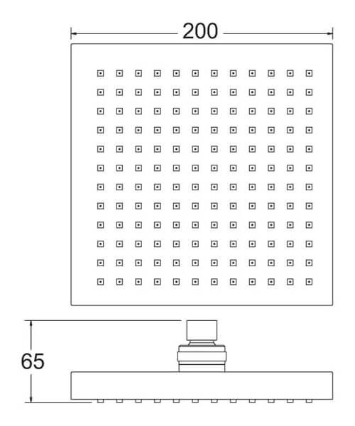 Technical drawing 41924 / HEAH07