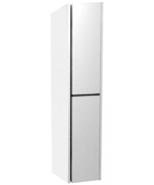 Pura Alma 1500mm Vertical Wall Mounted Double Door Storage Unit