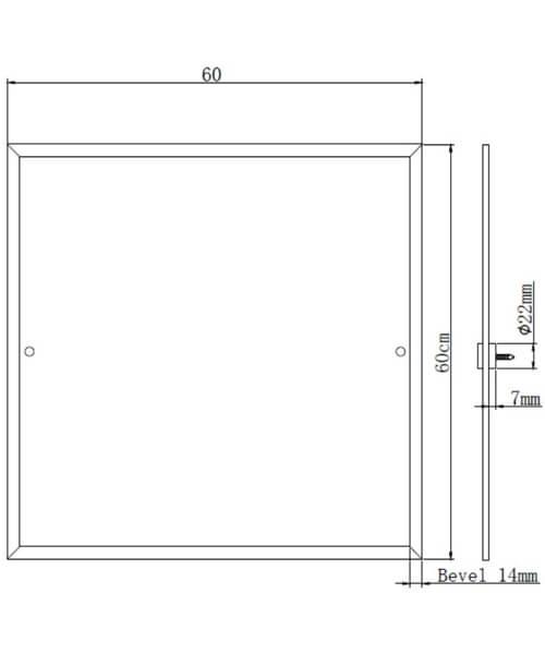 Technical drawing 51207 / COMP MRSQ C
