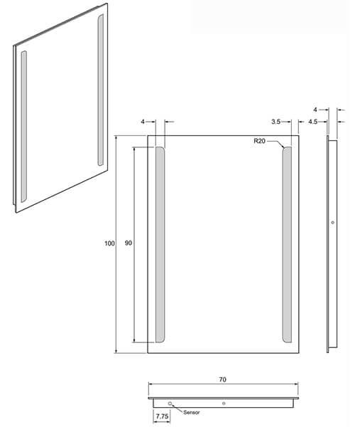 Additional image for 33200 Bauhaus - ME8050B