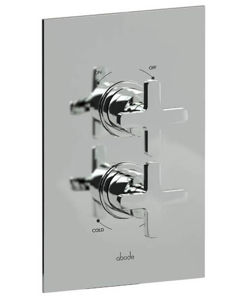 Abode Serenitie Concealed Thermostatic Shower Valve