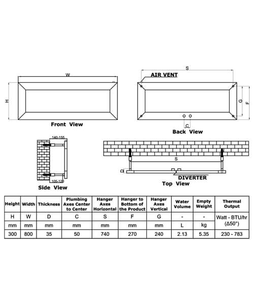 Technical drawing 46279 / RNS-BV8030