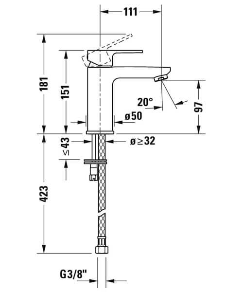 Technical drawing 63407 / B31010002010