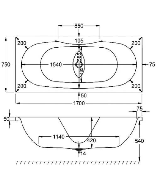 Technical drawing 31451 / Q4-02090