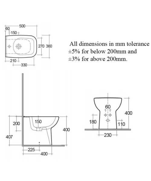 Technical drawing 62773 / ORIBTWBID