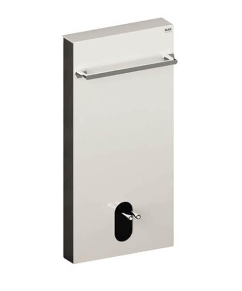 RAK Obelisk Cistern Cabinet For Back-To-Wall Bidet Bidet - White