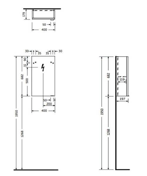 Technical drawing 62827 / JOYMC04001