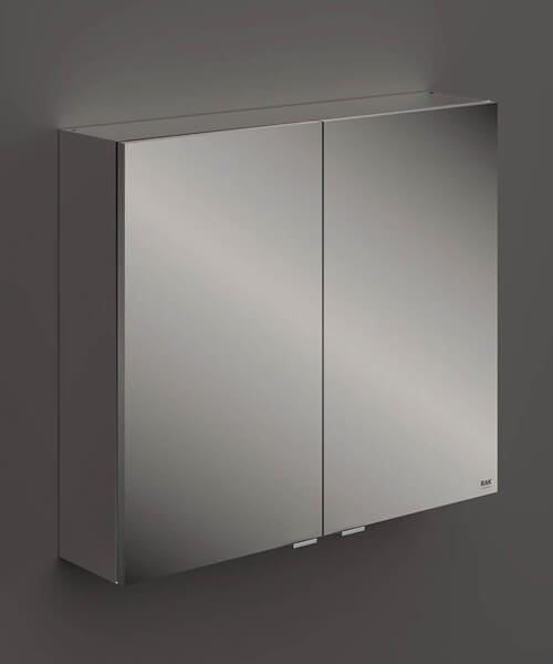 RAK Joy Double Door Wall Hung Mirror Cabinet