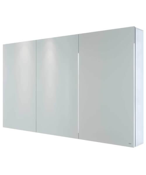 Alternate image of RAK Gemini Alluminium Mirrored Bathroom Cabinet