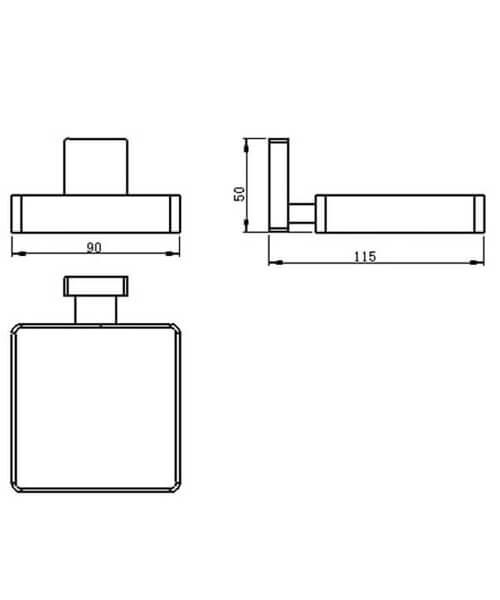 Technical drawing 66040 / RAKC17194