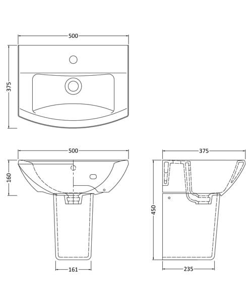 Technical drawing 37811 / CSS003