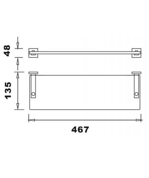 Technical drawing 66060 / RAKCUB9913
