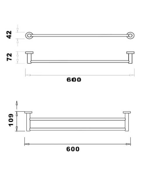 Technical drawing 66069 / RAKSPH9910