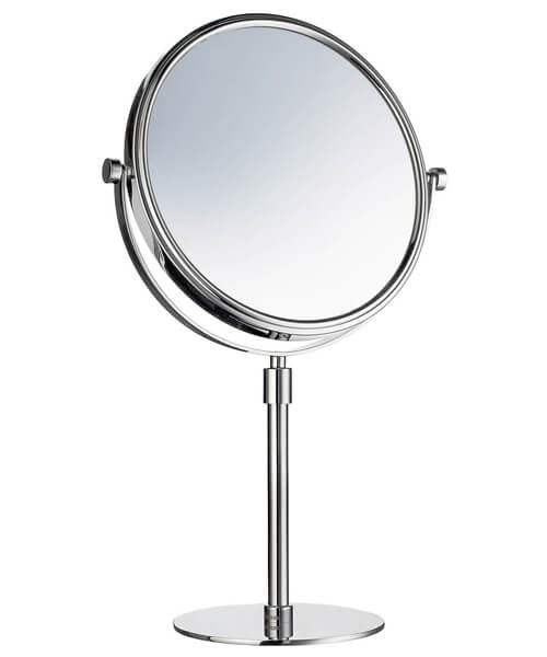 Smedbo Outline Free Standing Shaving And Make-Up Mirror