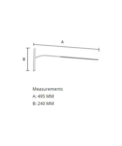 Technical drawing 61117 / DK2165