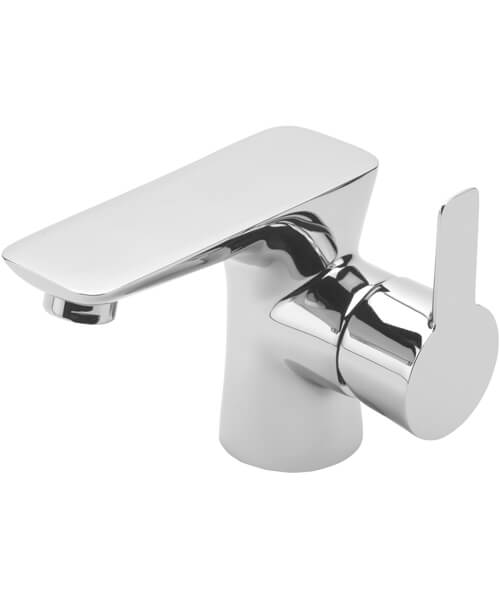Tre Mercati Balena Mono Basin Mixer Tap With Click Clack Waste