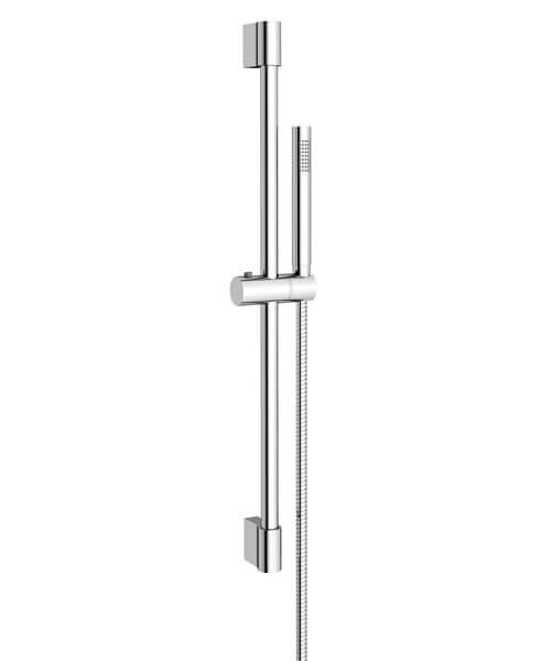 RAK Stainless Steel Single Function Slide Rail Kit Excluding Wall Outlet