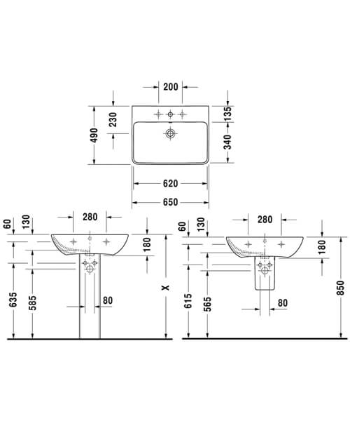 Technical drawing 44795 / 2335550000