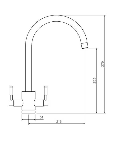Technical drawing 25974 / TRE1CM/