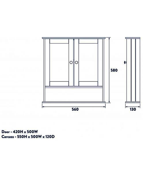 Technical drawing 63636 / WC271122