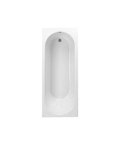 Trojan Cascade White Standard Acrylic Bath 1700 x 700mm