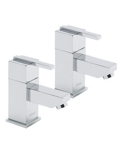 Tre Mercati Vespa Pair Of Bath Taps