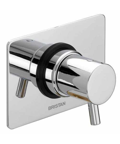 Bristan Prism Shower 3 Way Diverter With Two Outlets