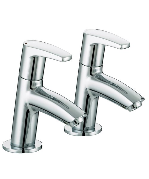 Bristan Orta Bath Taps Pair