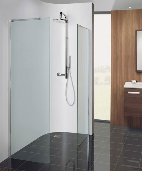 Simpsons Design 300mm Semi-Frameless Walk In Panel